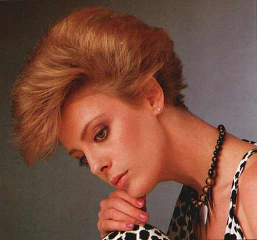Styles from the 1980s  Short Styles Page 2 - 1980S Hairstyles
