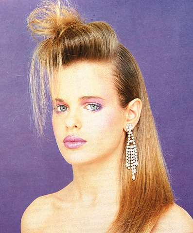 Remarkable Styles From The 1980S Updos Page 1 Hairstyle Inspiration Daily Dogsangcom