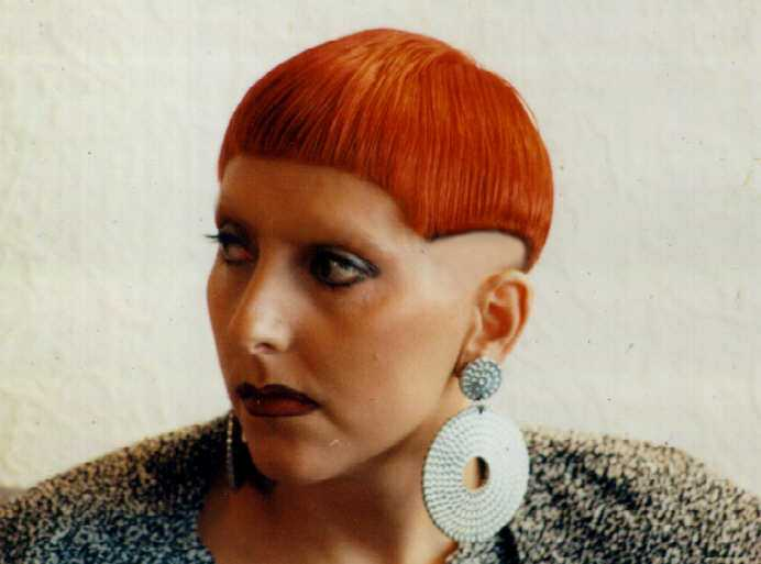 Dyke Haircuts for Women